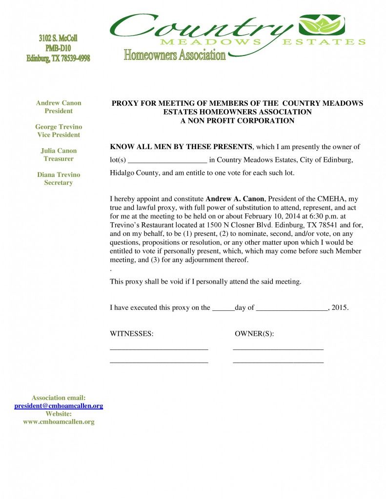 CMHOA proxy 2015-page-001